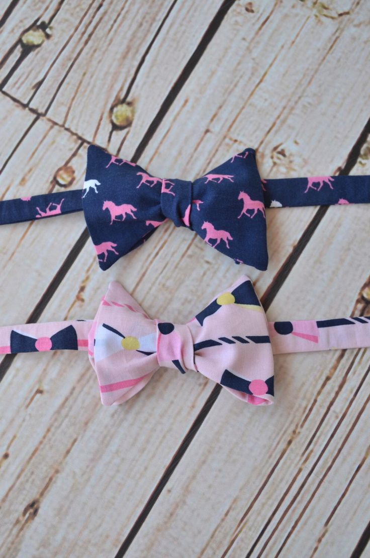 Men's Derby bowties great for the Carolina cup, Kentucky Derby, Easter or Wedding many styles to choose from by CollynRaye on Etsy https://www.etsy.com/listing/225433074/mens-derby-bowties-great-for-the