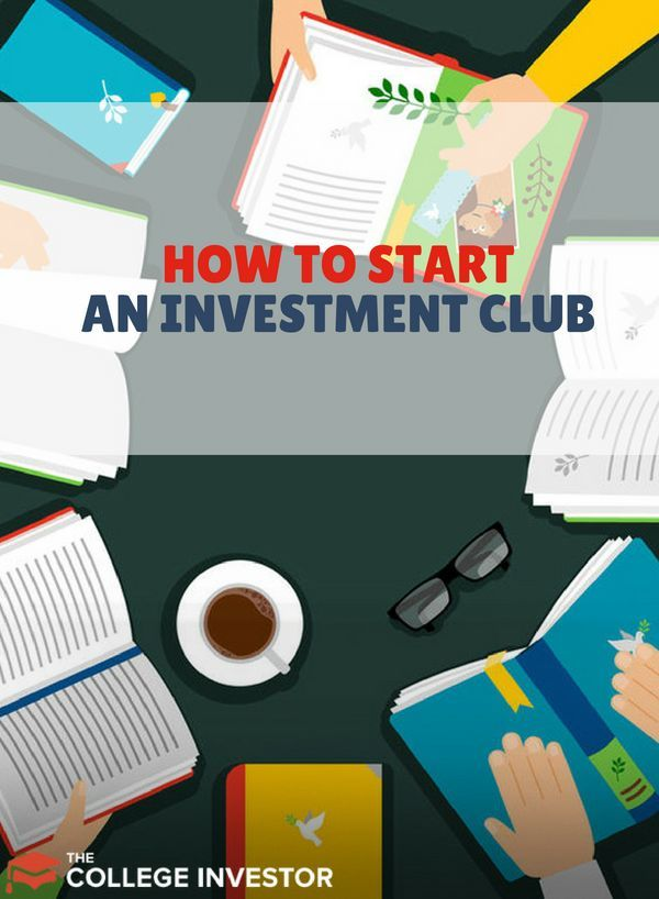 How To Start An Investment Club With Friends Investment Club Investing Investment Group