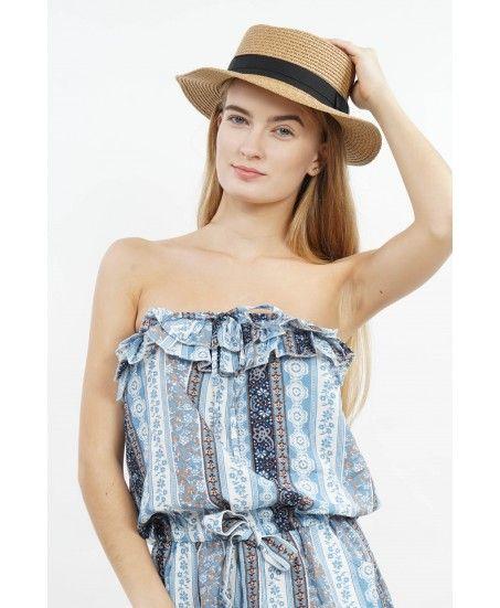 BOATER HAT - MINEOLA Online Shopping Fashion Indonesia
