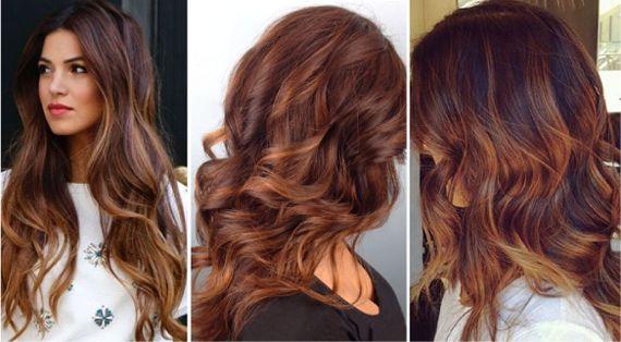 Золотисто-каштановый цвет волос. Тигровый глаз