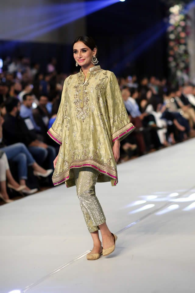 Designer Misha Lakhani Dresses Collection