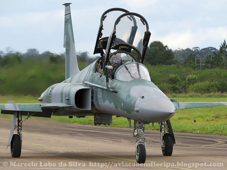 Jet Tempur F-5FM Tiger II Brazil Jatuh