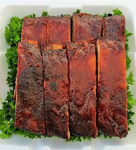 Competition Ribs Turn In Box Hiltzy S Bbq Pinterest