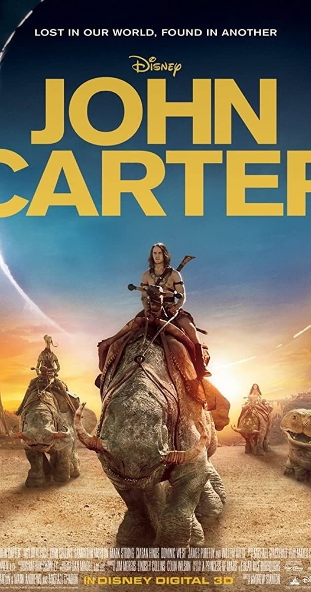 Directed By Andrew Stanton With Taylor Kitsch Lynn Collins Willem Dafoe Samantha Morton Transported To Barsoom A Civil Lynn Collins Movies Taylor Kitsch