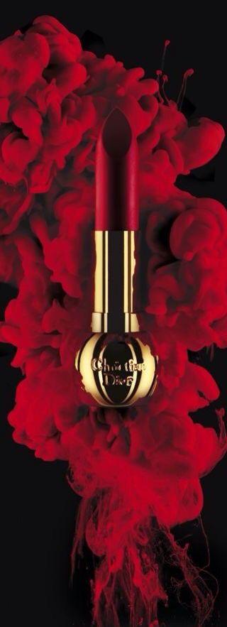 Frivolous Fabulous - Red Hot Dior. Via @frivolousf. #Dior #red