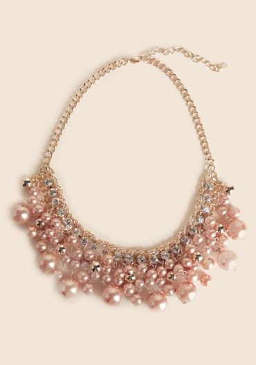 Angeline Bib Necklace