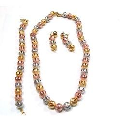 Necklace Sets Gold Plated