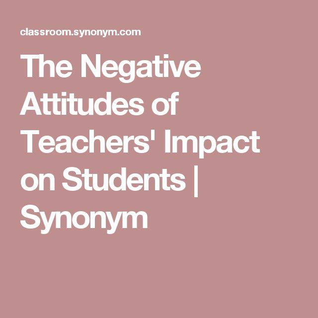 Negative Synonym