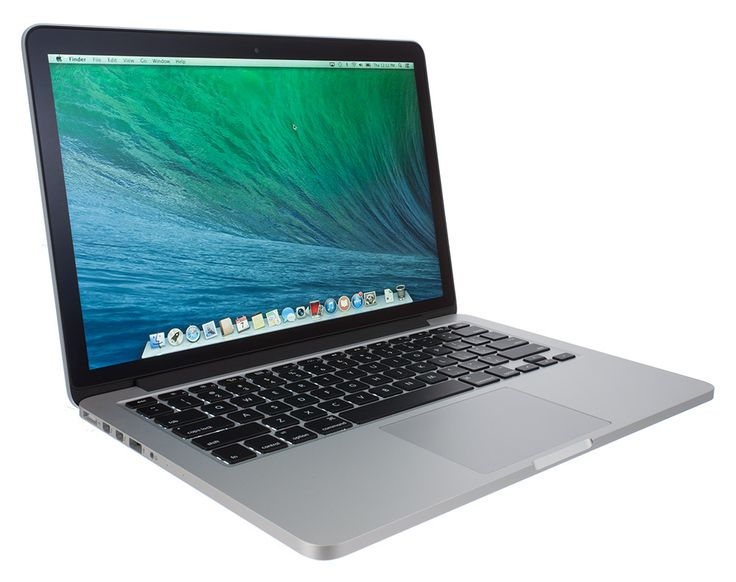 Apple MacBook Pro Retina, 15-inch, Mid 2014. 16 GB RAM. Mac OSX (2.2 GHz Intel Core i7)