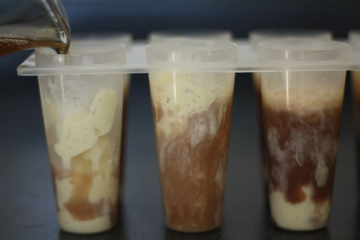 root beer float Popsicles! can't wait for summer!