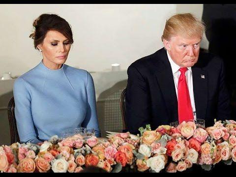 SAD Melania Trump !