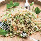 Een heerlijk recept: Quinoasalade met verse kruiden en citroen
