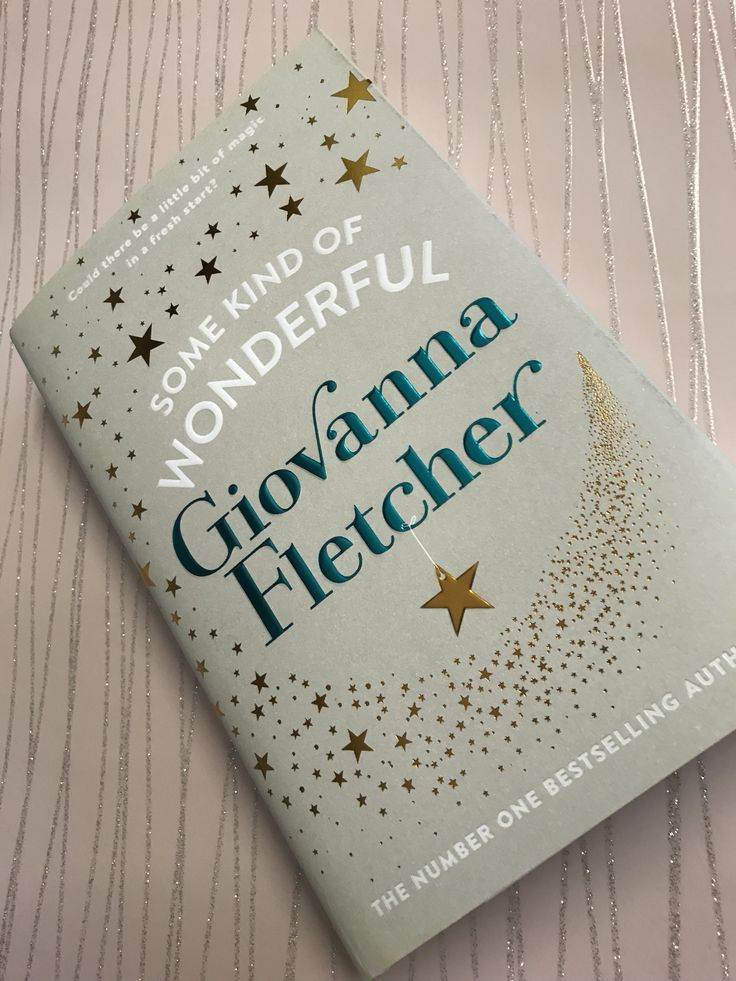 Book Review Some Kind of Wonderful by Giovanna Fletcher