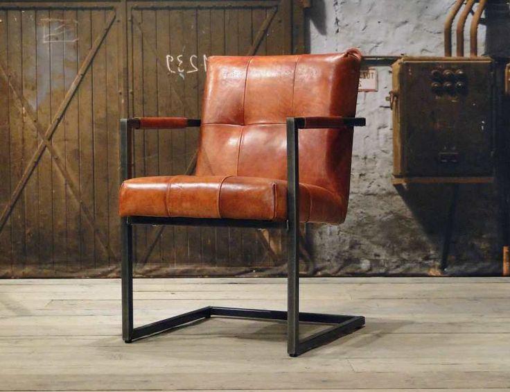 Vintage stoel Olivet