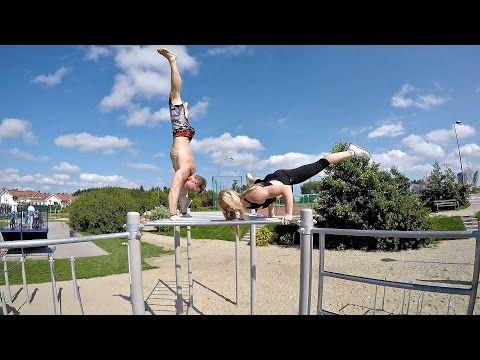 (1) VLOG #3 Stanie na rękach krok po kroku - jak się nauczyć? Sebastian Parat Kalistenika - YouTube