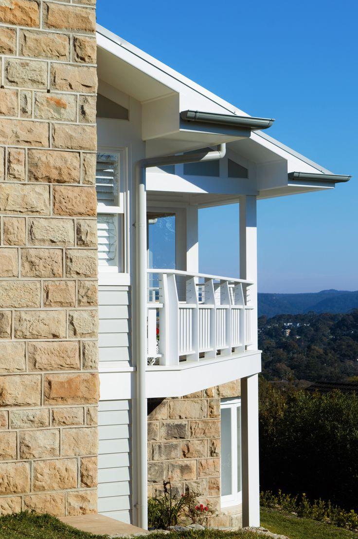Newport House. Hamptons style traditional coastal home. Stritt Design & Construction. www.stritt.com.au