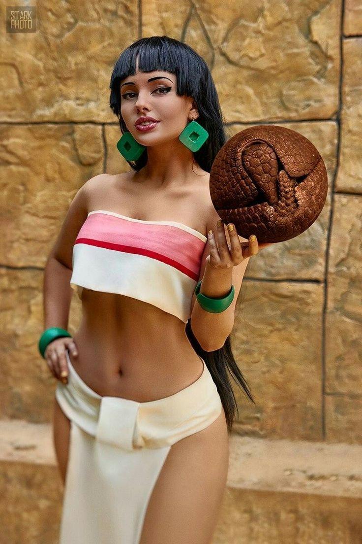 Chel cosplay / The Road to El Dorado