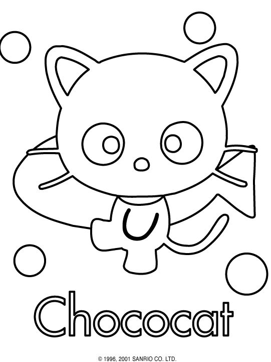 Hello Kitty Melody Coloring Pages : Best images about coloring pages of epicness on
