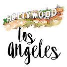 Los Angeles by creativelolo