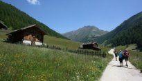 Wanderung Altfasstal und Seefeldsee - Familienwanderung Altfasstal Meransen - Seefeldspitz - Pustertal