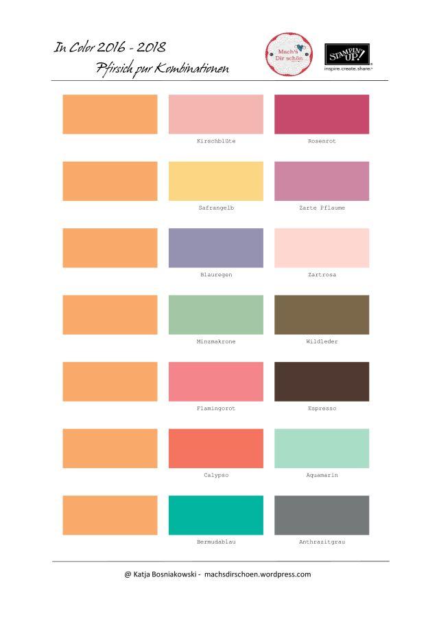 ber ideen zu pfirsich farbe auf pinterest pfirsich schlafzimmer wandfarbe farbt ne. Black Bedroom Furniture Sets. Home Design Ideas