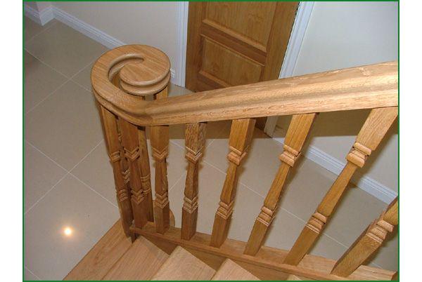 Warren Lane Glass Balcony Staircase