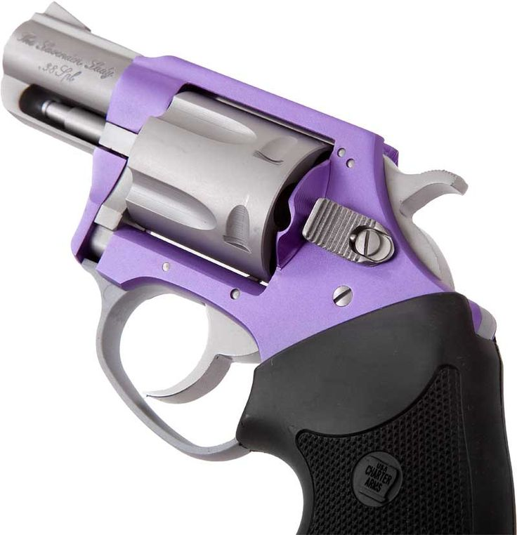 Charter Arms .38 Special Lavender Lady #CHARTER-LAVLADY ...