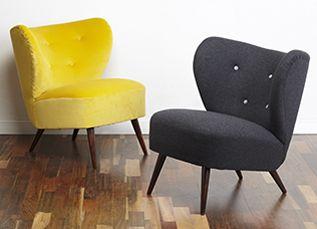 Fotele z lat 50-tych / SKLEP