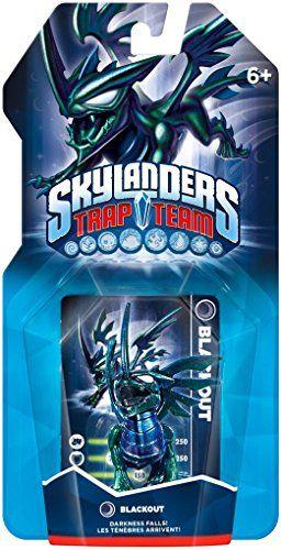 Skylanders Trap Team: Blackout Character Pack