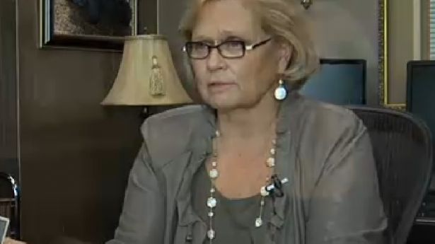 """Harsh new Texas voter ID law almost blocks woman judge from voting. """"What I have used for voter registration and for identification for the last 52 years was not sufficient yesterday when I went to vote,"""" 117th District Court Judge Sandra Watts told KIII-TV."""