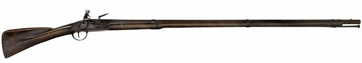 Model 1728 Fusil de Chasse Flintlock Musket