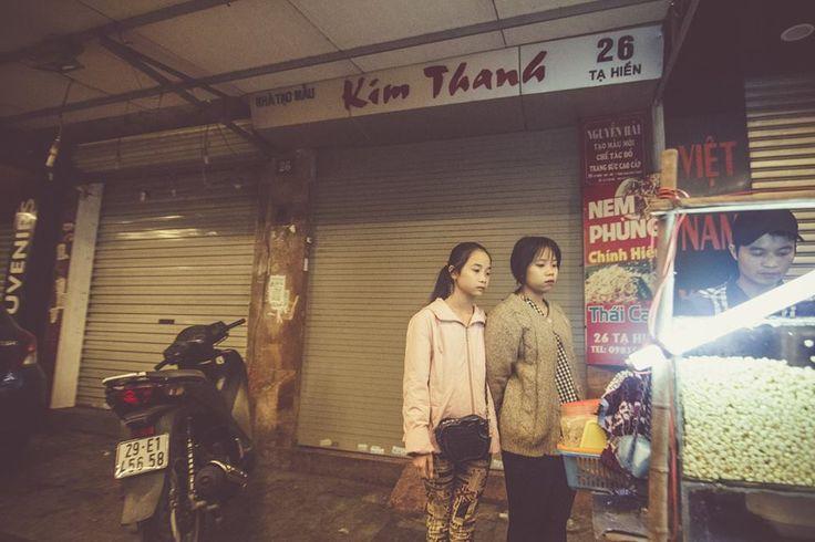 HANOI NIGHT - POPCORN TIME