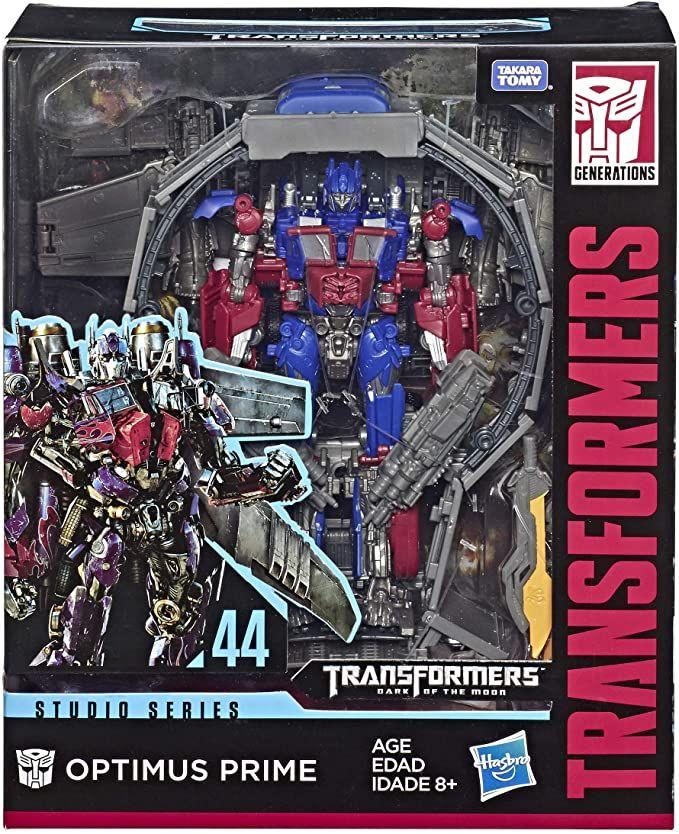 Takara Tomy Diecast Transformers AOE Optimus Prime Figure