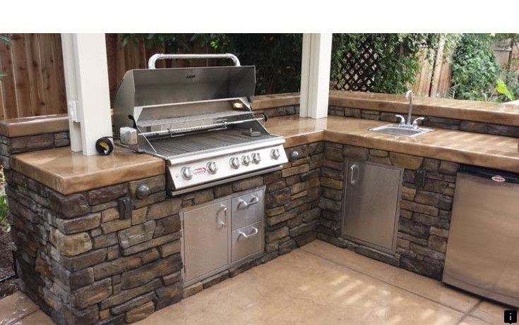 Check Out The Link To Read More About Outdoor Kitchen Contractors Near Me Check The Webpage To Learn More Outdoor Kitchen Countertops Kitchen Countertops Backyard Kitchen