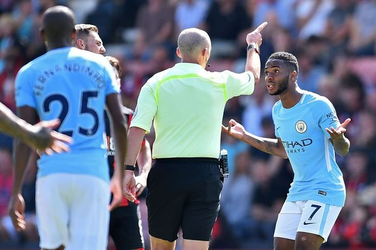 Raheem Sterling's controversial red card is proof football ...