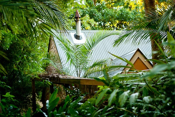 Witches Falls Cottages Idyllic for romantic breaks in a secluded rainforest setting.  From $270 per couple per night including Breakfast.   To find out more please call David and Daniela on 07 5545 4411 or visit www.witchesfallscottages.com.au