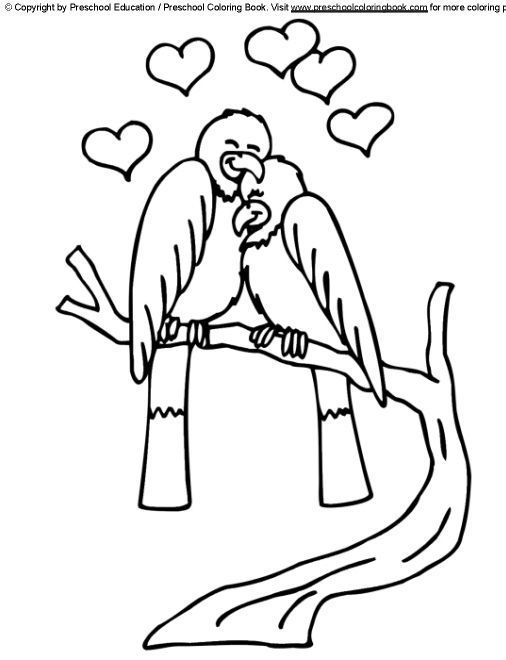 543 free printable valentines day coloring pages for kids - Helping Hands Coloring Page