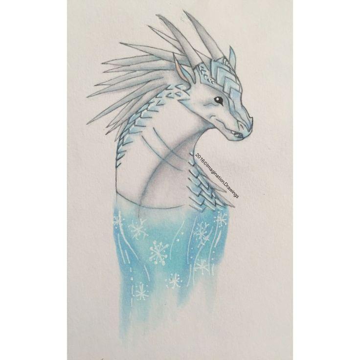 Imaginations art book 20152016 icewing imagination