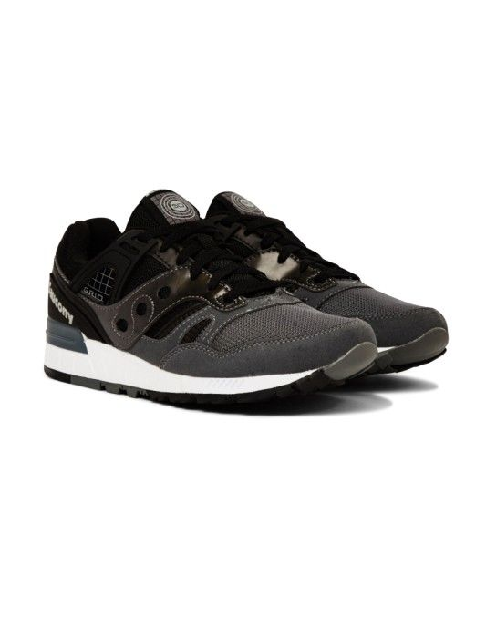 Check out these Saucony Grid SD Trainers in Black