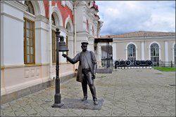 Памятник Начальник станции