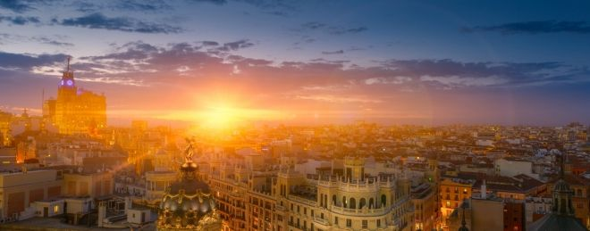 Madrid - España, Europa