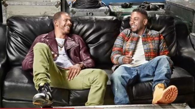 """[Watch] Kendrick Lamar & Chris Paul ESPN The Magazine Interview- http://getmybuzzup.com/wp-content/uploads/2014/01/Kendrick-Lamar-Chris-Paul-ESPN-The-Magazine-Interview.jpg- http://getmybuzzup.com/kendrick-lamar-chris-paul-espn-the-magazine-interview/- Kendrick Lamar & Chris Paul ESPN The Magazine Interview ByAmber B ESPN The Magazine's""""Music Issue""""is about to hit shelves next week, but before that, the interview featuring two of the best in their respective c"""