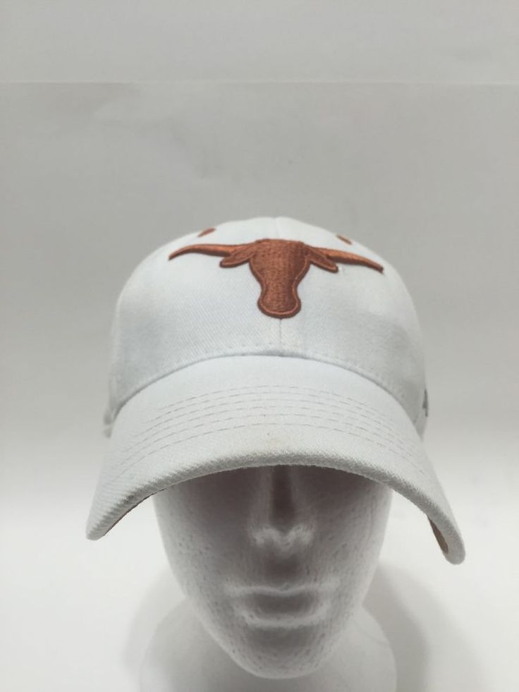 longhorns rose bowl baseball hat cap one fit white wool blend texas uk longhorn caps official