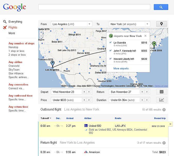Cheap Flights, Cheap Airfare Deals & Plane Tickets ...