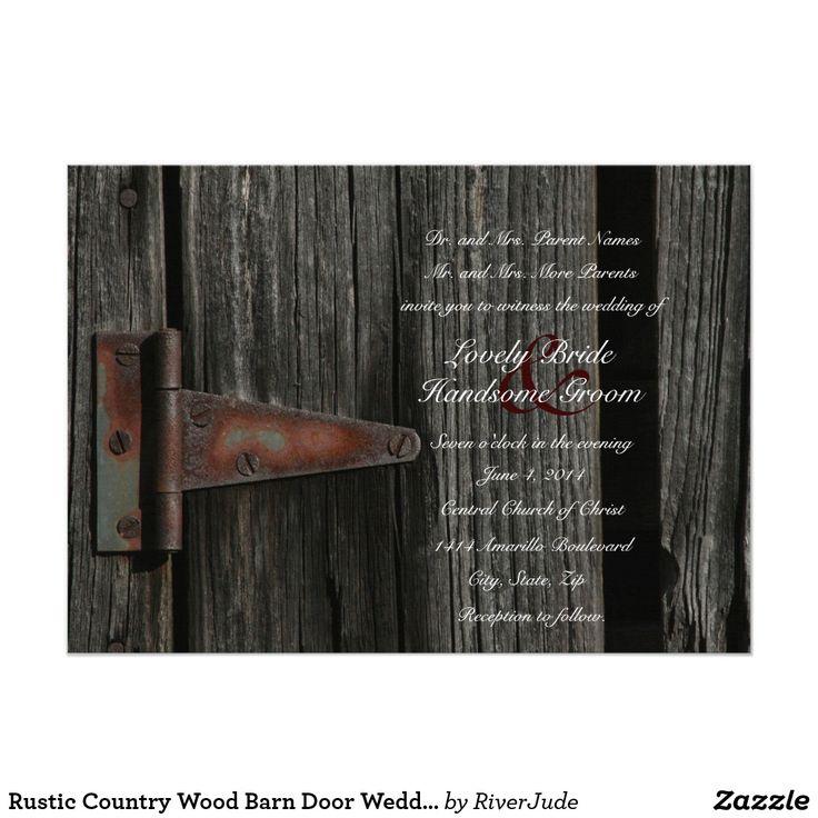 Best 25+ Barn door wedding ideas only on Pinterest ...