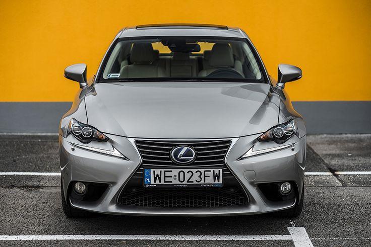 Lexus IS300h. Click for full gallery. #lexus