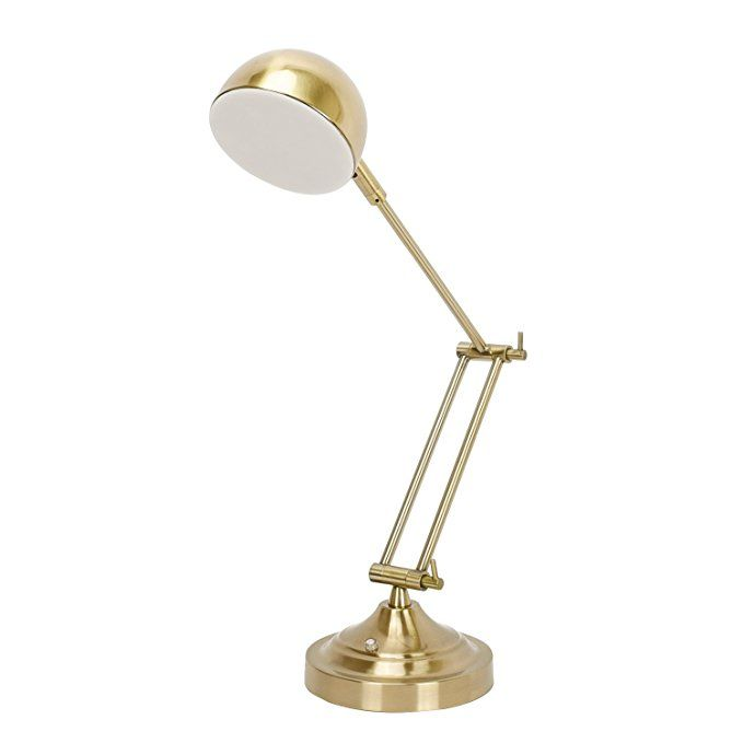 Sunllipe Led Swing Arm Desk Lamp 7w Touch Control Stepless