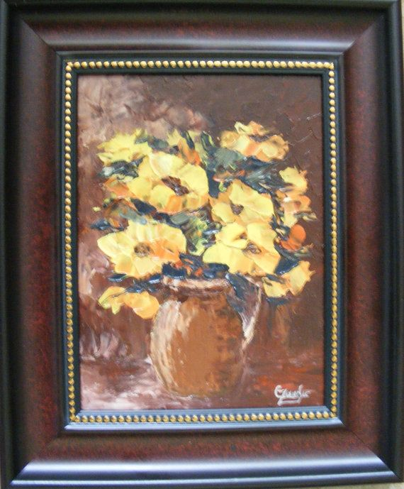 Yellow flowers by CornelZamfir on Etsy