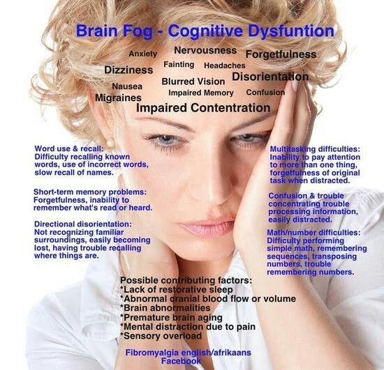 Fibromyalgia heat facial pain