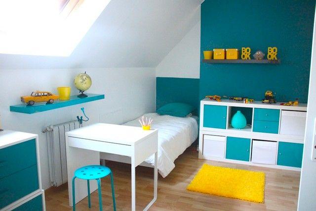 Chambre Enfant Bleu Canard Recherche Google Deco Chambre